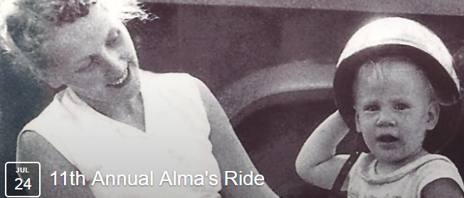 11th Almas Ride